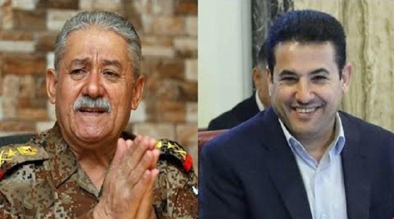 أنطي الخبر لخبازته.. الأعرجي والأسدي يكملان إضلاع المربع الحديدي في المنظومة الأمنية