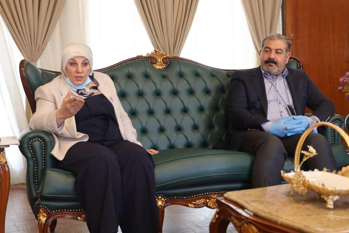 نقابة المهندسين العراقية توقع اتفاقية تعاون إستراتيجي مع الشركة العامة للمعارض والخدمات التجارية العراقية ومركز بغداد للطاقة المتجددة والاستدامة