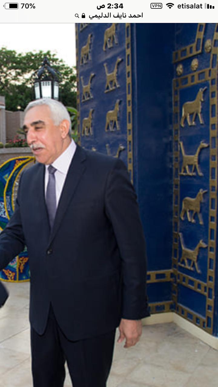 السفير العراقي في مصر ينقذ العوائل العراقية في مطار القاهرة الدولي ويتكفل باتمام جميع الاجراءات