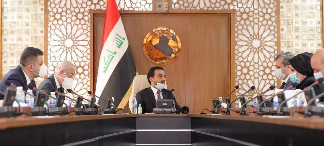 رئيس مجلس النواب يعقد اجتماعا لبحث التحضيرات الفنية والإدارية لإجراء الانتخابات المبكرة