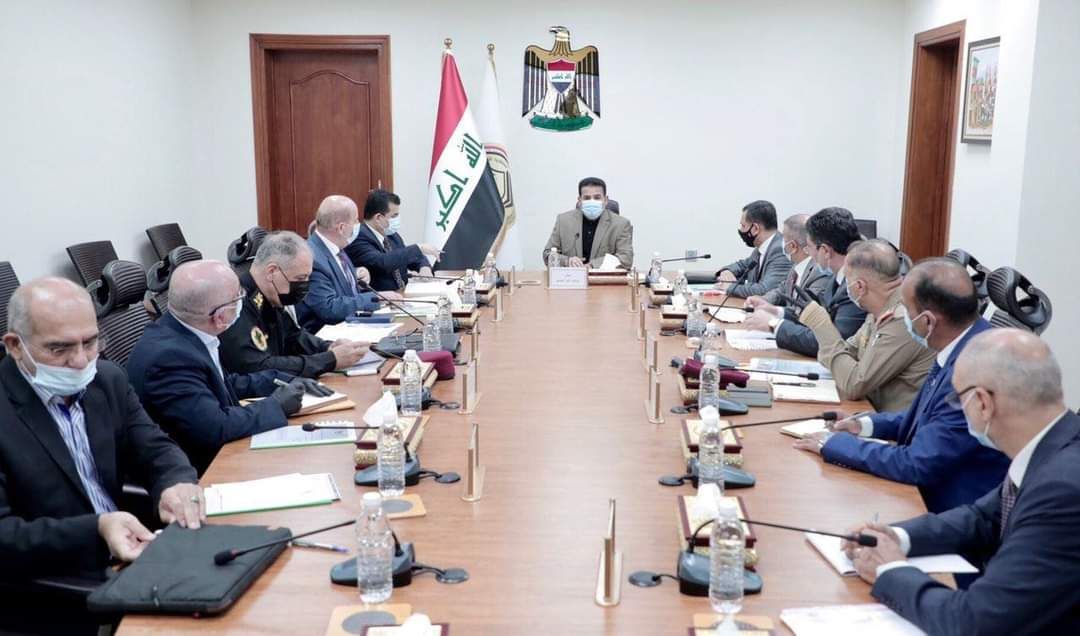 مستشار الأمن القومي السيد قاسم الأعرجي يترأس اجتماع الهيئة الوطنية للتنسيق الاستخباري