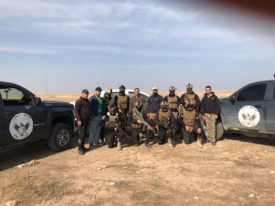 خلية الصقور الاستخبارية تقض مضاجع داعش في جبال مكحول