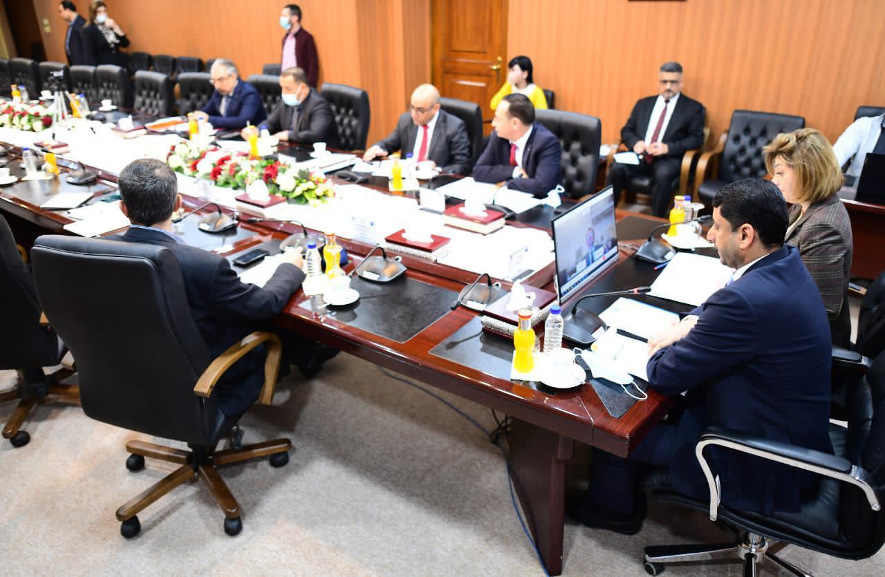 الأمين العام لمجلس الوزراء:-  الحكومة العراقية أوفت بالتزاماتها تجاه المنظمات الدولية بشأن دعم جهد الإستقرار في المناطق المحررة
