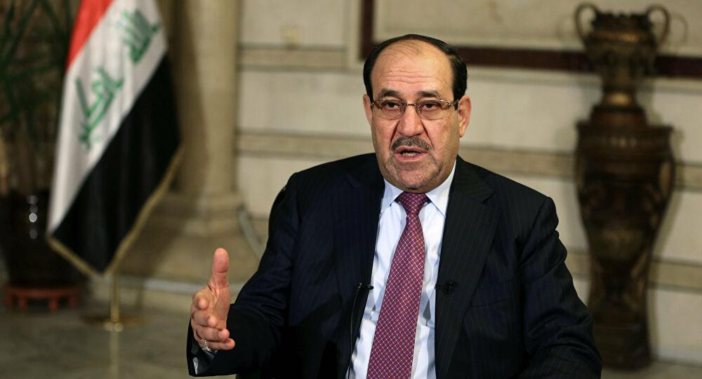 ابرز ماجاء في كلمة السيد نوري المالكي في احتفالية الحشد الشعبي بذكرى استشهاد قادة النصر :