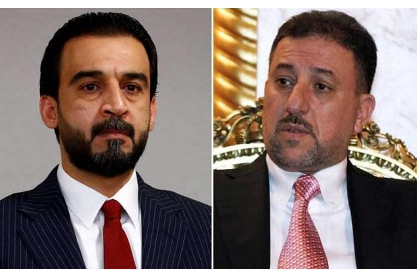 مابين الحلبوسي والخنجر من سينتخب سنة العراق……؟؟!!