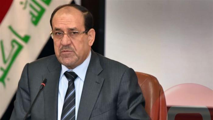 موقف الامين العام لحزب الدعوة الاسلامية السيد نوري المالكي من العملية الانتخابية
